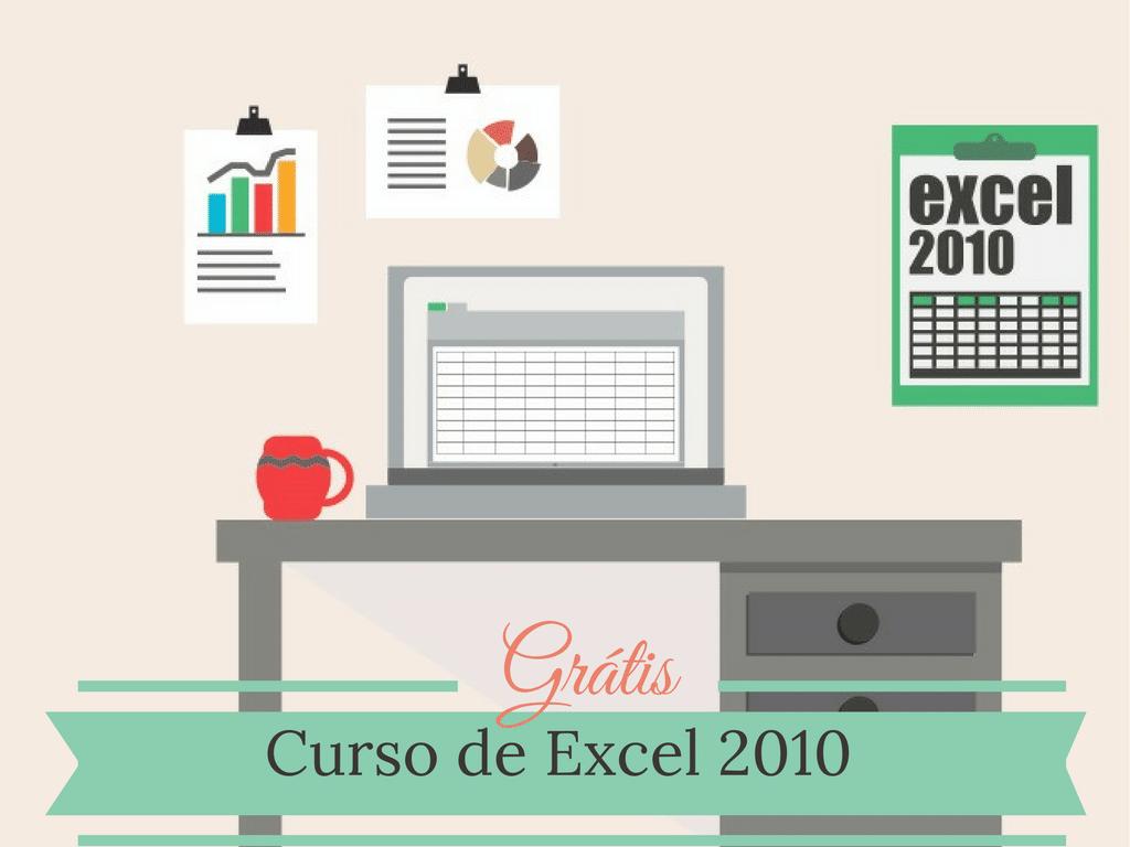 curso de excel 2010 gratis