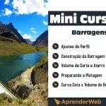 Minicurso Barragens no Civil 3D