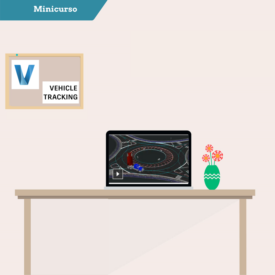 Minicurso 5 passos usando Vehicle Tracking no Civil 3D 2017